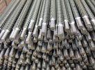 śruby kotwiące ze stali żebrowanej